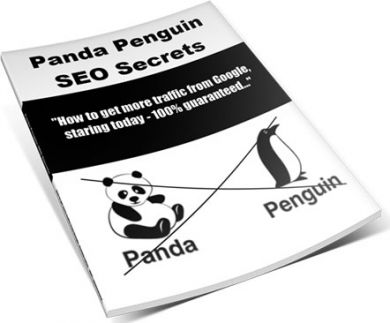 Google Panda Penguin Traffic